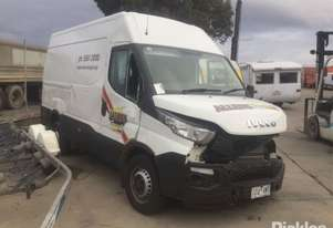 Iveco 2016   Daily