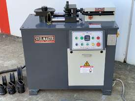 40mm Tube & Pipe Bender - 4 Sets Tooling Included, Hydraulic Clamp & Release & Digital Angle - picture0' - Click to enlarge