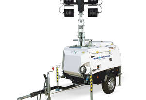 Generac Hybrid Lighting Tower - VT-Hybrid