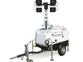 Generac Hybrid Lighting Tower - VT-Hybrid - picture0' - Click to enlarge