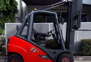 Used Forklift:  H30D Genuine Preowned Linde 3t