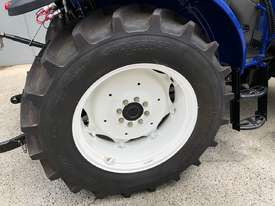 Lovol M804 ROPS 80hp 4WD Tractor with 4 in 1 Loader - picture0' - Click to enlarge