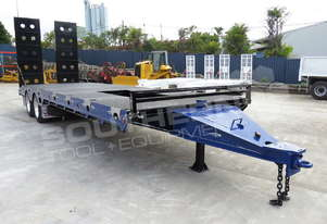 Interstate Trailers ELITE Tandem Axle Tag Trailer Custom Blue & Black ATTTAG