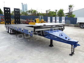 Interstate Trailers ELITE Tandem Axle Tag Trailer Custom Blue & Black ATTTAG - picture0' - Click to enlarge