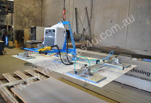 Vaclift vacuum sheet lifter dedicated crane