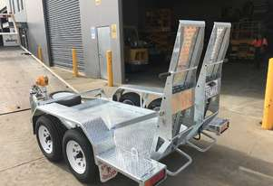 Bullant 19ft Scissor Lift Trailer