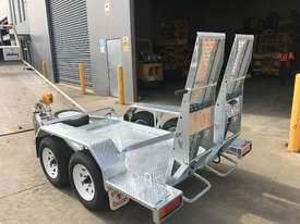 New Bullant Heavy Duty 19ft Scissor Lift Trailer - picture0' - Click to enlarge