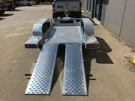 New Bullant Heavy Duty 19ft Scissor Lift Trailer - picture1' - Click to enlarge
