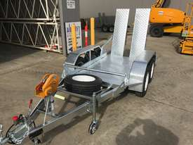 New Bullant Heavy Duty 19ft Scissor Lift Trailer - picture2' - Click to enlarge
