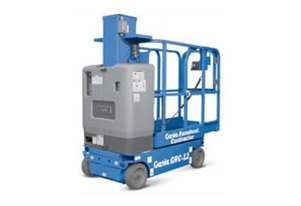 Genie 12ft Manlift Vertical Lift