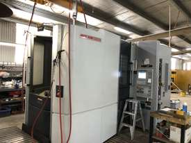 Mori Seiki NHX5000 horizontal machining centre - picture0' - Click to enlarge
