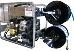RAMJET 4000 Self-contained water/sewer jetter