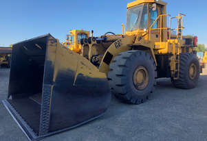 1978 Caterpillar 980C Wheel Loader