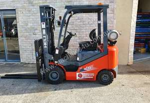 Heli H3 series 1.8T container mast forklift