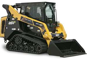 ASV VT-70 POSITRACK LOADERS & SITE DUMPERS