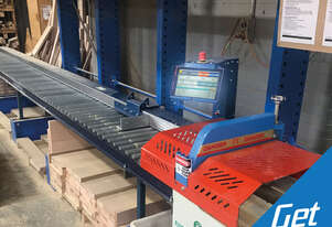 ProfiFeed Automatic Saws for Timber 9m