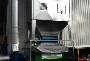 Airtight Solutions - T1000 15kW Dust Collector - Ex Demo