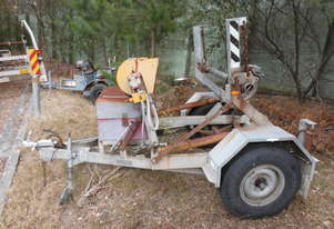 1ton self loader , drum drive , 5hp ,
