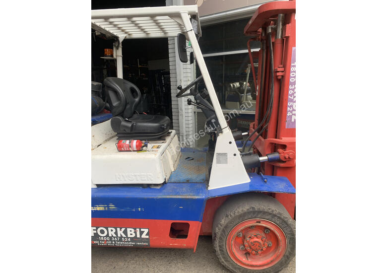 4 Tonne Hyster For Sale!