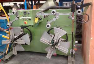 Graewe DW 400R Coiling Machine (Pipe/Profile) 1994 - STOCK DANDENONG, VIC