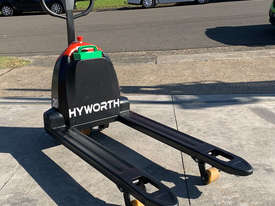 HYWORTH 2T Lithium Electric Pallet Jack for HIRE from $90pw + GST - picture0' - Click to enlarge