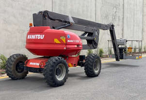 Manitou  Boom Lift Access & Height Safety