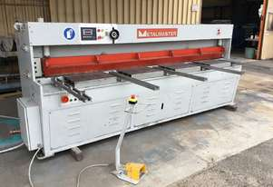 METAL MASTER3.1M X 4MM HYDRAULIC GUILLOTINE