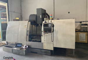 USED GSM MACHINING CENTRE | X TRAVEL 1500MM | INCL 4TH AXIS ROTARY TABLE