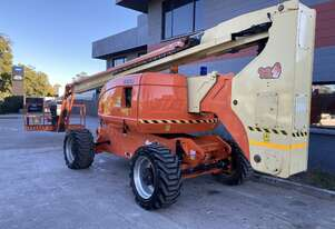 JLG 800AJ  10yr Re-Certified 80' Knuckle Boom