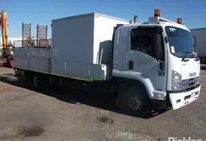 Isuzu 2011   FRR600 Long