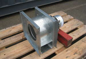 Galvanised Centrifugal Blower Fan - 0.55kW