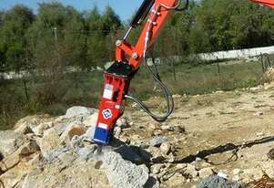 MTB 15 Hydraulic Hammer Rock Breaker to suit 1.8-3.2T Excavators