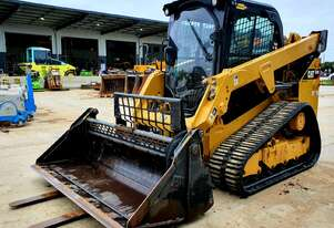 CAT 249D HIGH FLOW FULL SPEC TRACK LOADER WITH LOW 500 HOURS