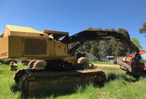Used 2014 Tigercat LH855C Track Harvester