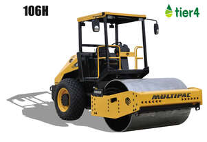 Multipac 6.5T smooth drum  Roller