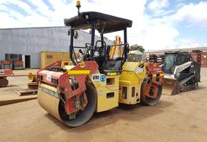 2011 Dynapac CC224HF Dual Vibrating Smooth Drum Roller *CONDITIONS APPLY*