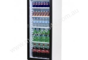 Bromic GM0300 LED ECO Flat Glass Door LED Display Chiller - 290 Litre