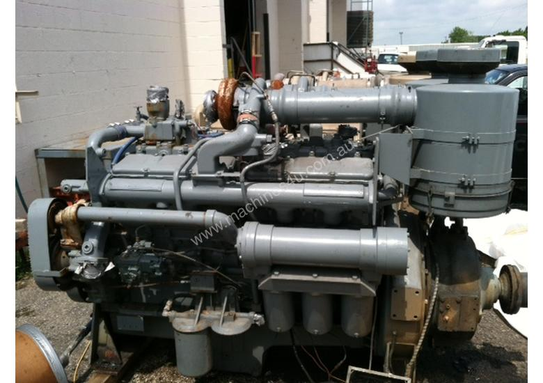 Used Cummins Vt1710 Diesel Engines In Lilydale Vic