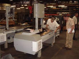 Marvel Semi Automatic - Mitre Vertical Bandsaw - picture2' - Click to enlarge