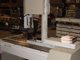 Marvel Semi Automatic - Mitre Vertical Bandsaw - picture5' - Click to enlarge