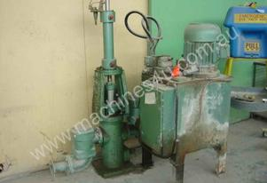 Hydraulic Ramp Pump