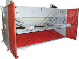 HG-4008VR Hydraulic NC Guillotine - Variable Rake 4000 x 8mm Mild Steel Shearing Capacity 1-Axis Ezy - picture4' - Click to enlarge