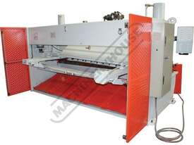 HG-4008VR Hydraulic NC Guillotine - Variable Rake 4000 x 8mm Mild Steel Shearing Capacity 1-Axis Ezy - picture5' - Click to enlarge