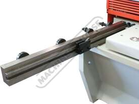 HG-4008VR Hydraulic NC Guillotine - Variable Rake 4000 x 8mm Mild Steel Shearing Capacity 1-Axis Ezy - picture13' - Click to enlarge