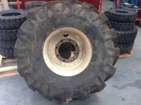 Manitou All terrain wheels & tyres - picture0' - Click to enlarge