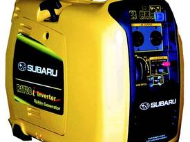1.65KVA SUBARU PORTABLE SILENT GENERATOR  - picture0' - Click to enlarge