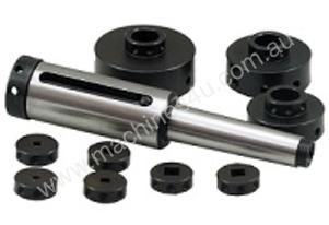 Tap & Die Holders with MT2 Shank Socket