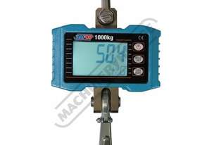 DCS-1T Digital Crane Scale 1000kg / 2204LB Capacity