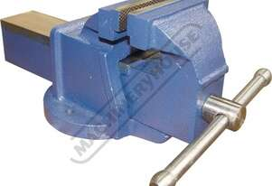 No. 4 Cast Iron Bench Vice 100mm Jaw Width 120mm Jaw Opening