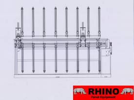RHINO ROTARY DOOR ASSEMBLY SYSTEM *ON SALE SECURE NOW FOR NY DELIVERY* - picture18' - Click to enlarge